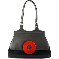 Monocle shoulder bag by Hester van Eeghen