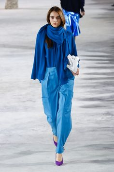 Tibi Fall 2018 Ready-to-Wear Fashion Show Collection