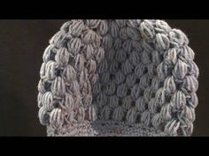 Crochet Puff Stitch Hat Written Instructions  http://crochet-mania.blogspot.com/2009/03/puff-stitch-crochet-hat.html    More from Crochet Geek on YouTube:  http://www.youtube.com/user/tjw1963    http://www.youtube.com/user/crochet    Blogger - http://www.crochet-mania.blogspot.com/    Subscribe  -  http://www.youtube.com/subscription_center?add_user=tjw19...