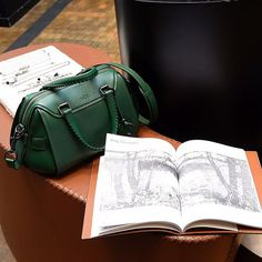 Coach * Life's too short to carry ugly bags * The Inner Interiorista