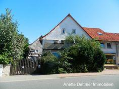 VERKAUFT! 1-2-Familienhaus + Gewerbe in Duingen