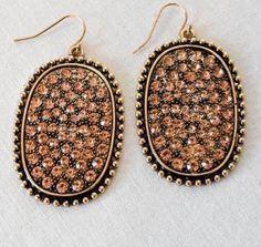 Plunder Design Jewelry Kelsie earrings 931-224-9485