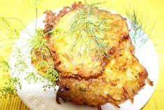 Na moim stole...: Placki z cukinii i młodych ziemniaków Pierogi, Mashed Potatoes, Ethnic Recipes, Food, Whipped Potatoes, Smash Potatoes, Essen, Meals, Yemek