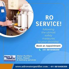 We are right here to offer RO Water Purifier Repairing Services In Gurgaon at competitive prices. 📲: +91- 9818406309 🌐: www.aslrowaterpurifier.com 📧: aslenterprises35@gmail.com #ROService #WaterPurifierService #ROAMC #ROInstallation Kent Ro Water Purifier