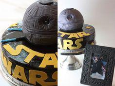 Star Wars cake - Death Star