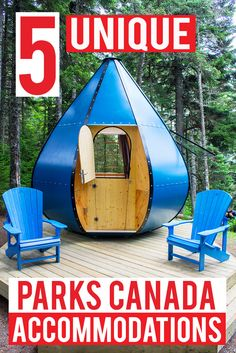 Leave the tent and RV at home! Stay in one of these 5 unique Parks Canada National Park accommodations this summer for a unique camping experience! Canada National Parks, Parks Canada, Ontario Parks, Ontario Travel, Canadian Travel, Kayak Camping, Adventure Activities, Outdoor Activities, Family Activities