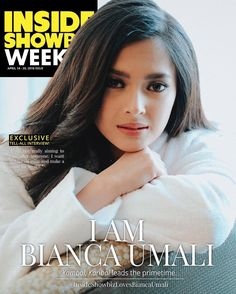 """Bianca Umali on Instagram: """"""""I Am Bianca Umali"""" - an exclusive tell-all interview on this weeks Inside Showbiz issue! 💛 grab your copy now! Available on Filip100 App.…"""" Filipina Actress, Best Actress, Things I Want, Interview, Beautiful Women, Sanya, Actresses, Celebrities, Philippines"""