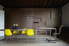 lanfranco pollini · Restauro e Ristrutturazione della Barchessa