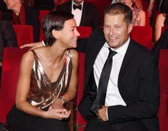 """Schwer verliebt: Til Schweiger und Marlene Shirley sind seit mehreren Monaten ein Paar. Bei den """"GQ Männer des Jahres""""- Awards zeigten sich sich erstmal zusammen in der Öffentlichkeit."""