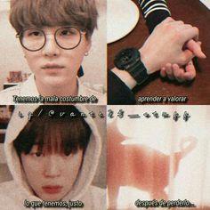 Kdrama Memes, Bts Memes, Bts Suga, Korean Phrases, Im Broken, Aesthetic Themes, Bts Lockscreen, Foto Bts, Yoonmin