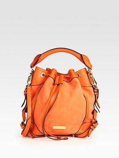 Burberry Penbury Small Bucket Bag--- love