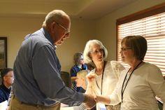 Our client Housecall Providers was the hit of the hospice conference in Bend in September