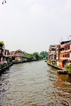 Bangkok - The Venice of the East