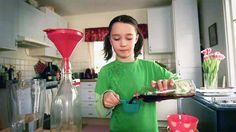 Matildas mattegåta: Blanda saft