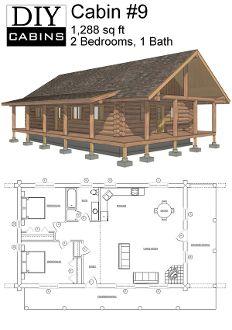 Log Cabin #9