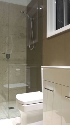 Glass Bathroom, Custom Glass, Inspiration, Toilet, Bathroom