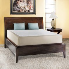 full size mattress two people. Comfort Dreams Select-A-Firmness 11-inch Queen-size Memory Foam Mattress (Medium), Black Full Size Two People I
