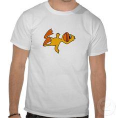 Funny Dead Duck Cartoon Shirt #ducks #funny #shirts #zazzle #petspower