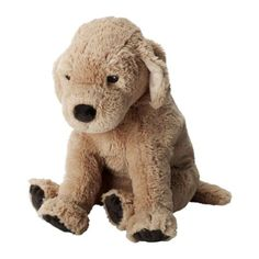 IKEA - GOSIG GOLDEN, Soft toy, 15 ¾