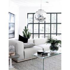 Lámpara de Suspensión Ball Chrome inspiración Mirror Tom Dixon