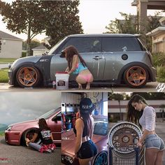 "So much goodness in this collage! Via: @natalieroush ❙ #WheelSwap ""Quality Has No Fear of Time"""