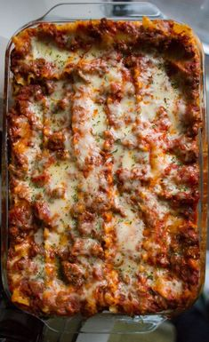 Hands down the best Lasagna Recipe ever! Easy, cheesy, meaty and so so delicious… Hands down the best Lasagna Recipe ever! Easy, cheesy, meaty and so so delicious! Cuts perfect slices every time. Beef Recipes, Cooking Recipes, Healthy Recipes, Delicious Recipes, Easy Delicious Lasagna Recipe, Healthy Food, Recipies, Mexican Recipes, Chicken Recipes