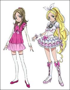 Suite Pretty Cure ♪ / Characters - TV Tropes
