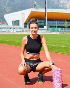 #Blackroll is my new best friend 😄😄👟🙈  10km done! 😊😊  #runner#laufen#laufenmachtglücklich#marathontraining#innsbruck Marathon Training, Innsbruck, Best Friends, Bra, Crop Tops, Instagram, Health, Collection, Women
