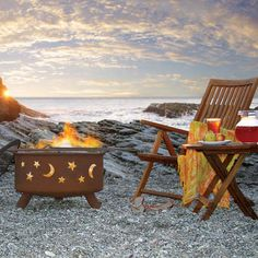 Take me there!  Fire Pits | WoodlandDirect.com