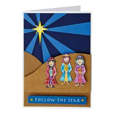 Free set of Nativity digital stamps with issue 131 of Papercraft inspirations! A full nativity set complete with mix & match 3 Kings...