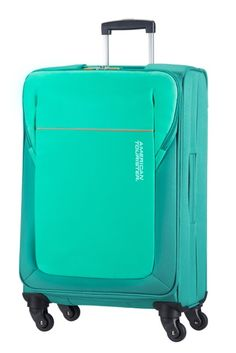 American Tourister San Francisco Spinner M Aqua Green
