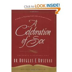 Every Christian marriage could use this book at one time or another. A book to have in the library or on Kindle. :-)