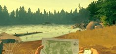 Firewatch is a beautiful game that pulled me in like nothing else Ive ever played