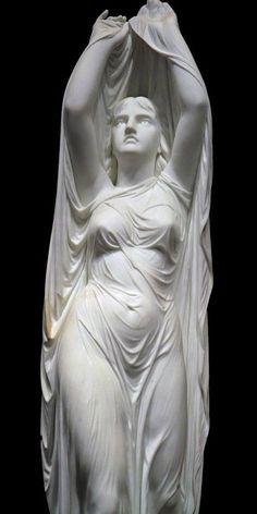 a524bf17ae7855ee6d2c43b579ab653d--sculture-drapery.jpg (500×1001)