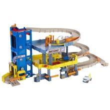 Matchbox® Mission™: 4-Level Garage Play Set - Shop.Mattel.com