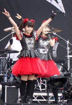 Babymetal Reading 2015 - Album on Imgur