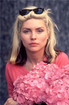 Debbie Harry, NYC, 1977 | Bob Gruen