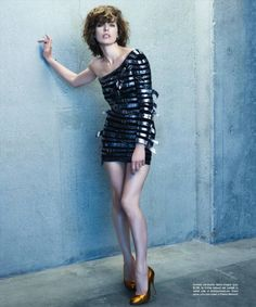 Milla Jovovich, Angeleno Magazine
