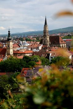 Cluj-my love Amazing Places, Beautiful Places, Transylvania Romania, Romania Travel, Invisible Cities, Future Travel, Eastern Europe, The Good Place, Travel Destinations