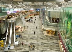 Singapore Duty Free Terminal 3