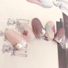 """Nail the dull color was based is, mature elegant cute attractive! This time, we introduce carefully selected """"dull autumn nail design of color"""" that you want to recommend to the coming season ♡ Nails Now, Xmas Nails, How To Do Nails, Pretty Nail Designs, Fall Nail Designs, Shellac Nails, Manicure, Nail Disorders, Fire Nails"""