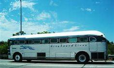 Old Greyhound Bus - Bing Images