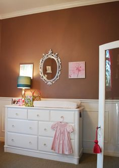 wall color/style for Noelle's room