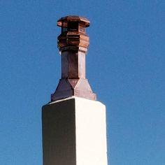 Copper cap extension