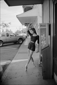 Help support the Ballerina Project and subscribe to our new website: http://ballerinaproject.com/