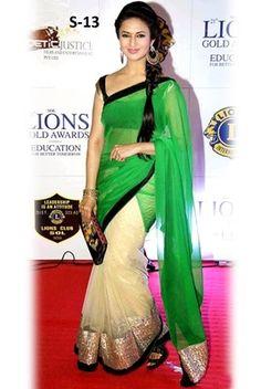 Fantique Jewels Women's Saree With Unstitch Bloues. Sarees