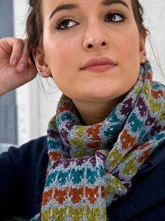 #felted tweed @rowanyarns  @martinstorey Easy Fairisle knits soon available at @lalainerie