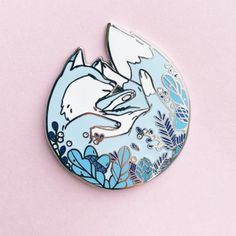 WinterFox is getting nervous about the weather, but I'm happy it finally is starting to get brighter 🌷 I've gotten tons of questions about… Look Patches, Pin And Patches, Jacket Pins, Hard Enamel Pin, Pin Enamel, Cool Pins, Metal Pins, Pin Badges, Lapel Pins