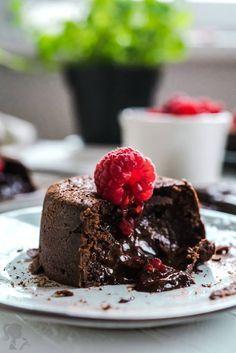 Lávový koláč - My site Small Desserts, Sweet Desserts, Sweet Recipes, Perfect Cheesecake Recipe, Cheesecake Recipes, Baking Recipes, Cookie Recipes, Dessert Recipes, Yummy Eats