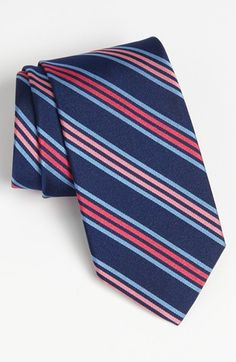 Brooks Brothers Woven Silk Tie available at #Nordstrom